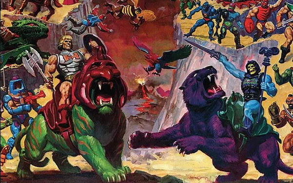 He-Man and the Masters of the Universe: A Character Guide and World Compendium Review