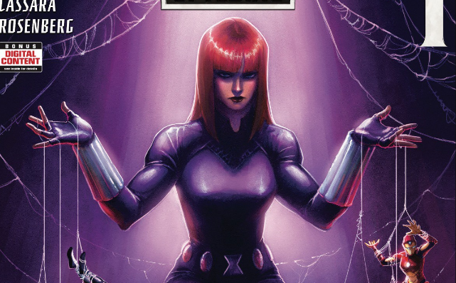 Hydra has made their move and Black Widow enlists the younger heroes of the Marvel Universe – Miles Morales, a.k.a. Spider-Man, Ironheart, Wasp, Amadeus Cho, Falcon, and more, for a dark-ops mission no one – not even the heroes themselves –are prepared for. Can Black Widow forge these champions into a new elite strike force against Hydra's forces? Or will her time run out and send the younger heroes into the fight unprepared for what's to come?