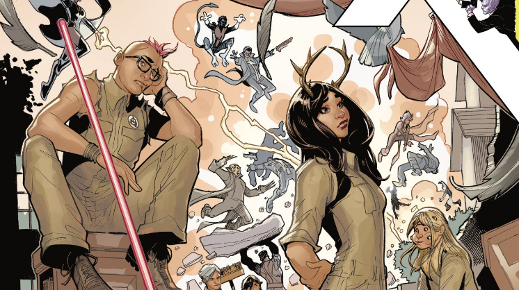 Generation X #2 Review