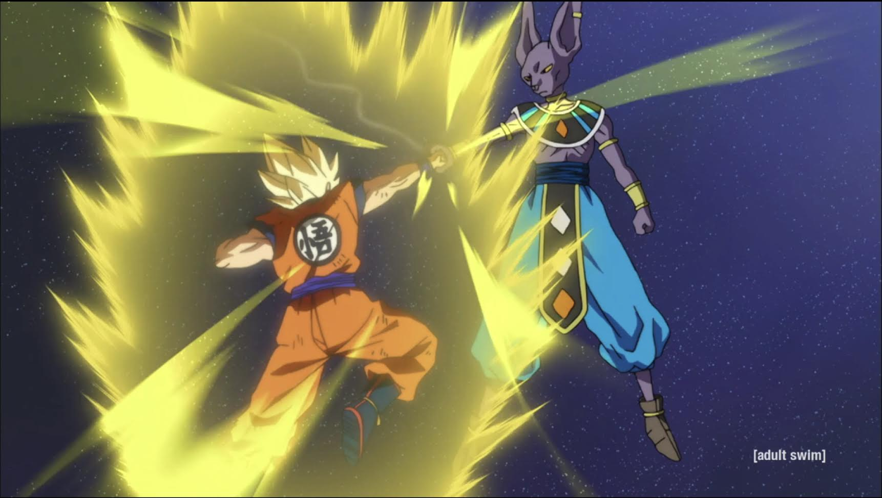 """Dragon Ball Super: Episode 14 """"This is All the Power I've Got! A Settlement Between Gods"""" Review"""