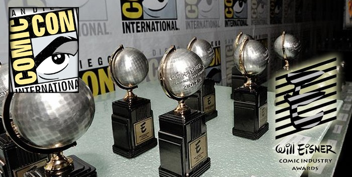 Eisner Award Nominations