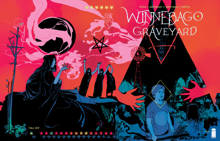 June is going to be a hell of a lot scarier than usual as Image Comics will release Winnebago Graveyard, a new horror series from Alison Sampson and Steve Niles. Mixing quintessential American elements like road trips and carnivals, the series aims to haunt us with its ideas as much as its visuals. We had the opportunity to chat with series artist Alison Sampson about the series, her style and approach, and more!