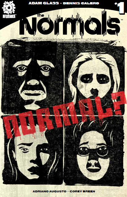 The Normals #1 Review