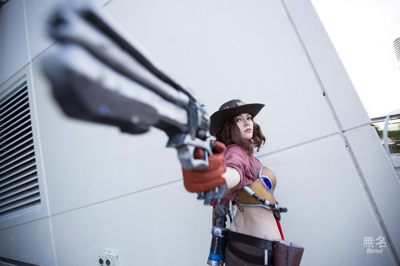 McCree is a fan favorite of the Overwatch series for a lot of reasons, including his cowboy garb. Holly Lauryn captures McCree's essence perfectly in her cosplay of the sharpshooter. Check it out below--it's high noon somewhere, after all.