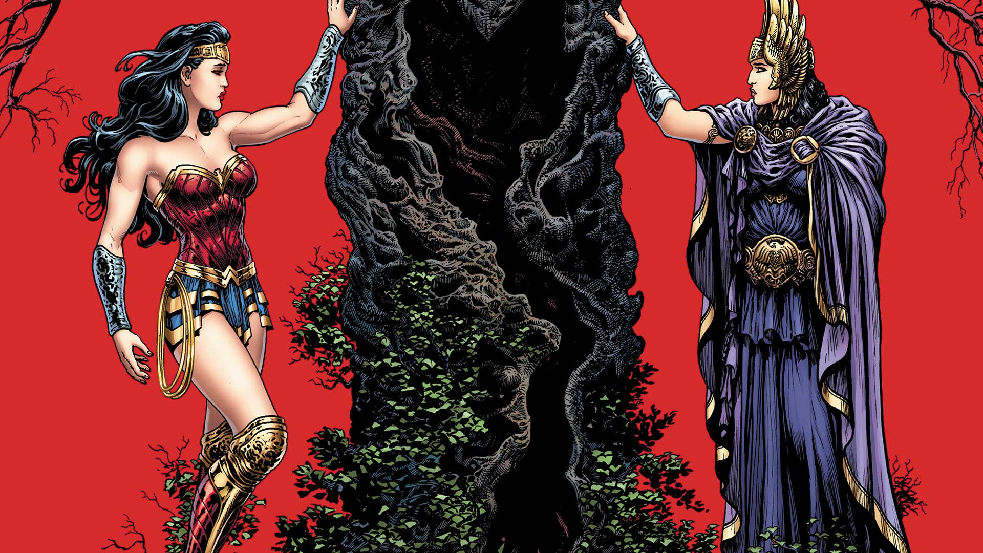 "The last part of ""The Truth"" in Wonder Woman #23 doesn't require a college course in Greek mythology, but it might help. Writer Greg Rucka begins tying up the loose ends of his current run on Wonder Woman, since he has just two issues left before leaving. ""The Truth"" Part Five provides a good ending to the story, showing how Princess Diana doesn't need her fists to solve problems."
