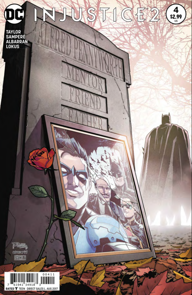Injustice 2 #4 Review