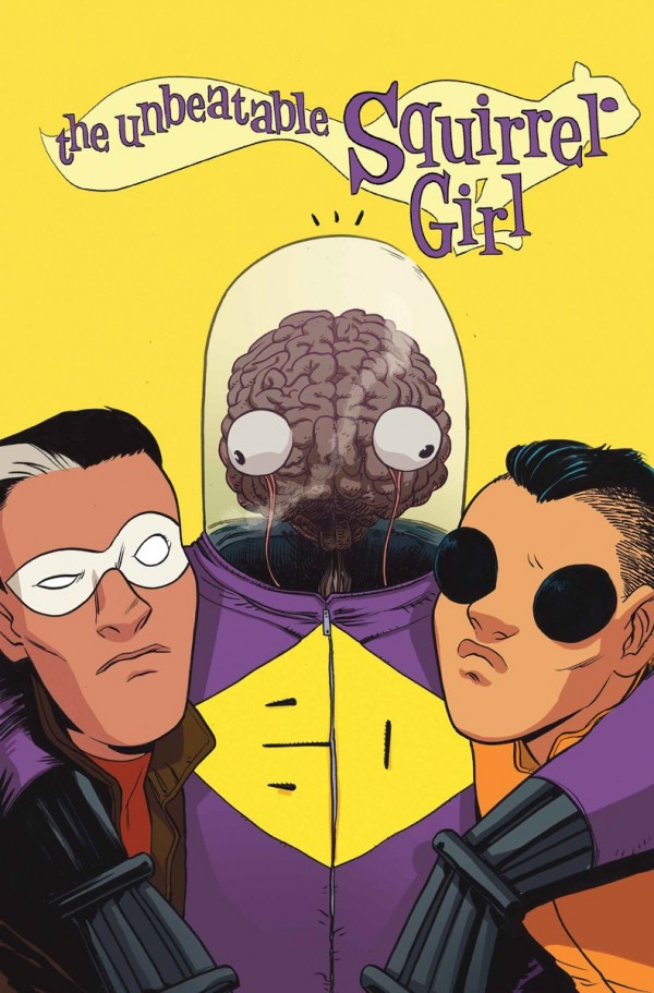The Unbeatable Squirrel Girl #21 Review