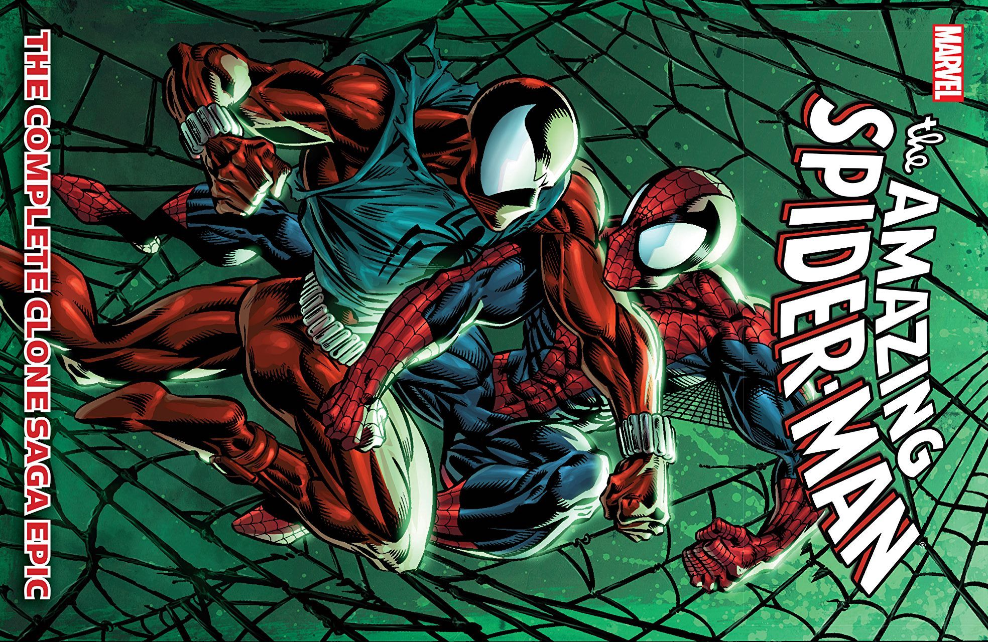 When the Wheels Fell Off: 'Spider-Man: The Complete Clone Saga Epic Book 4' Review