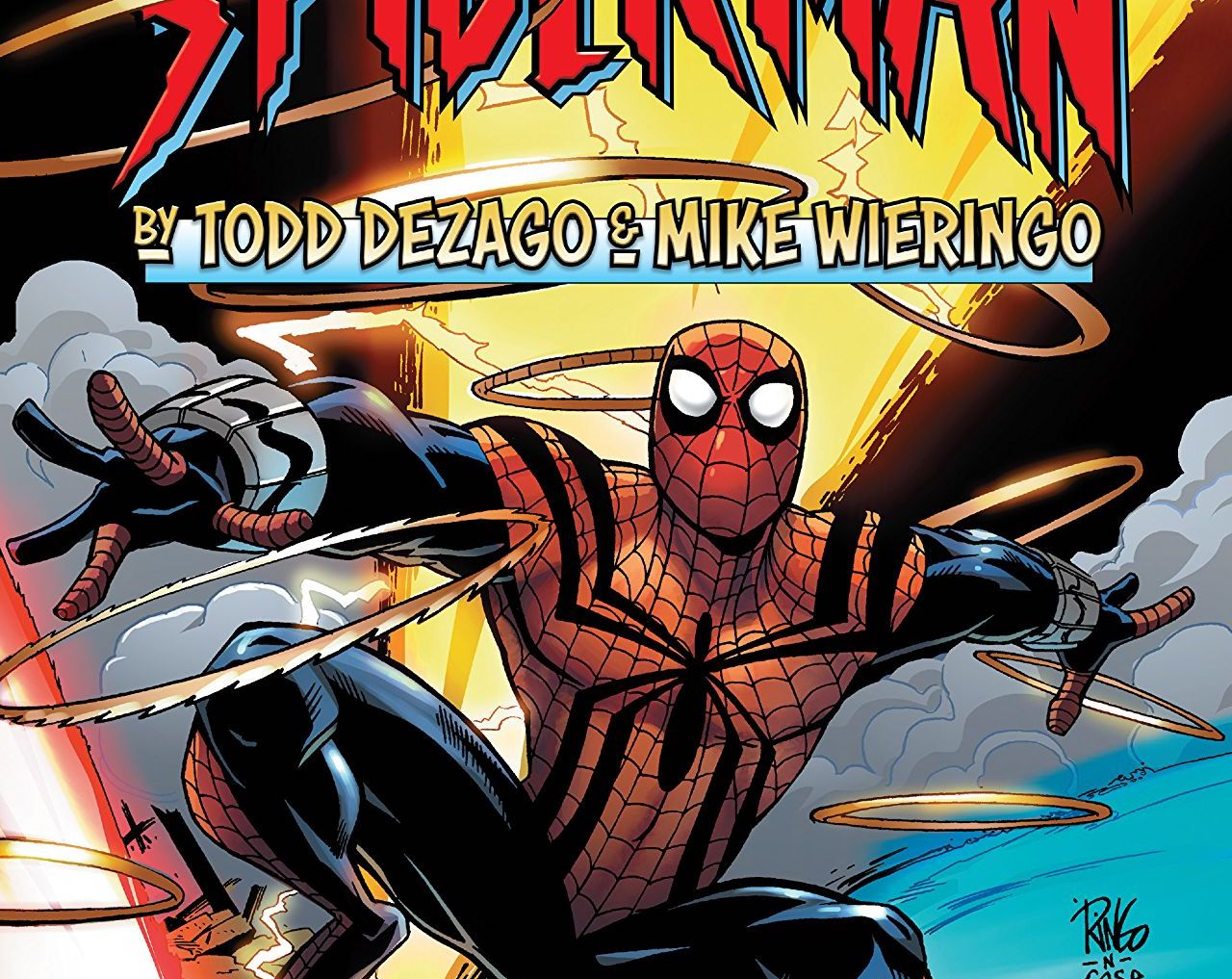 It's All About Fun: 'Spider-Man by Todd DeZago & Mike Wieringo Vol. 1' Review