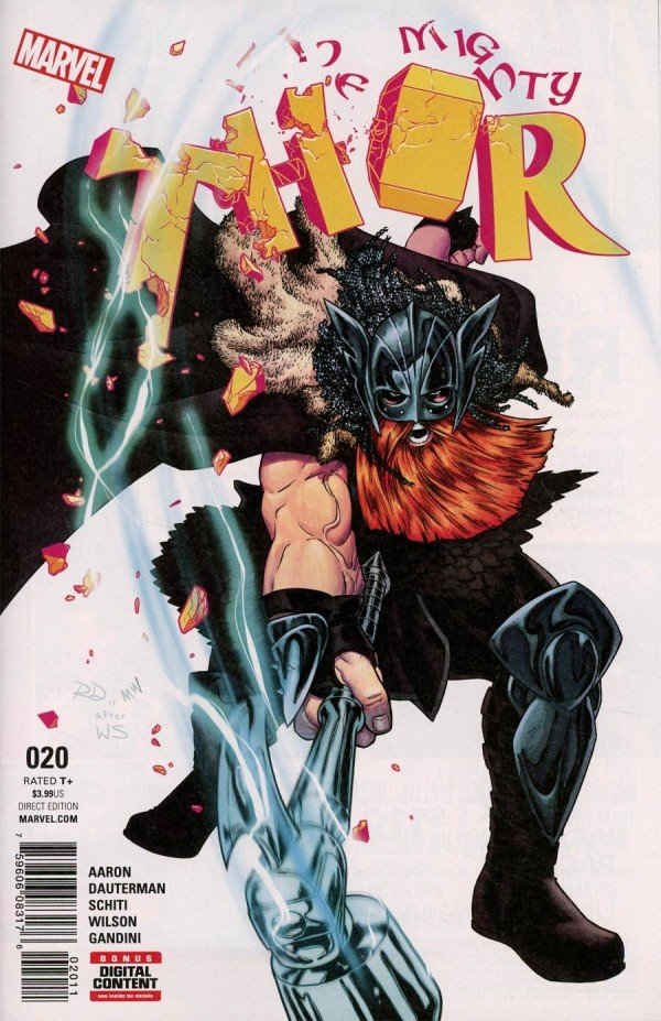 The Mighty Thor #20 Review