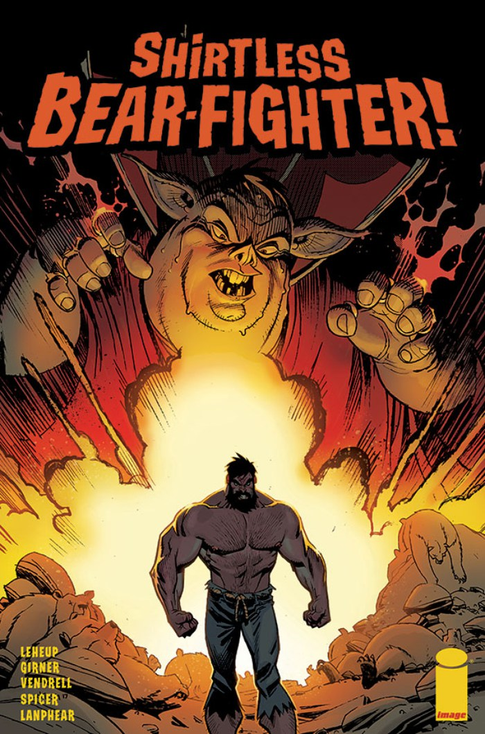 Shirtless Bear-Fighter! #2 Review