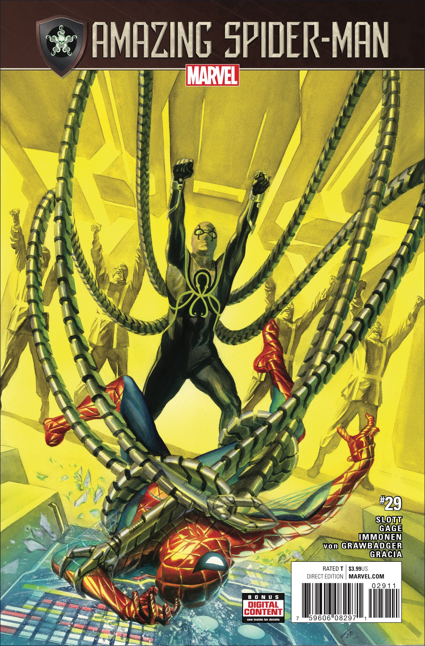 Marvel Preview: Amazing Spider-Man #29