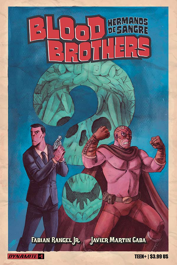 Dynamite Preview: Blood Brothers #1