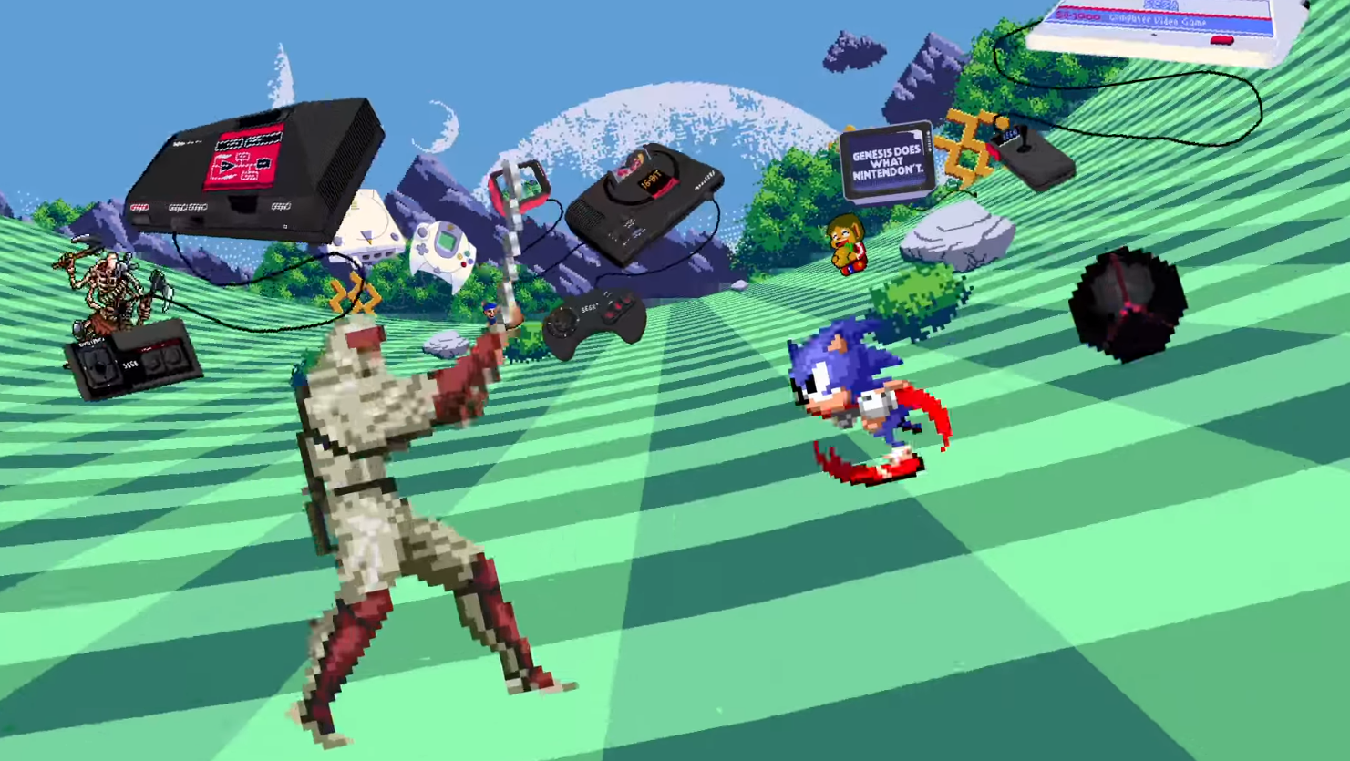 Sega Forever is an exciting idea off to a rocky start