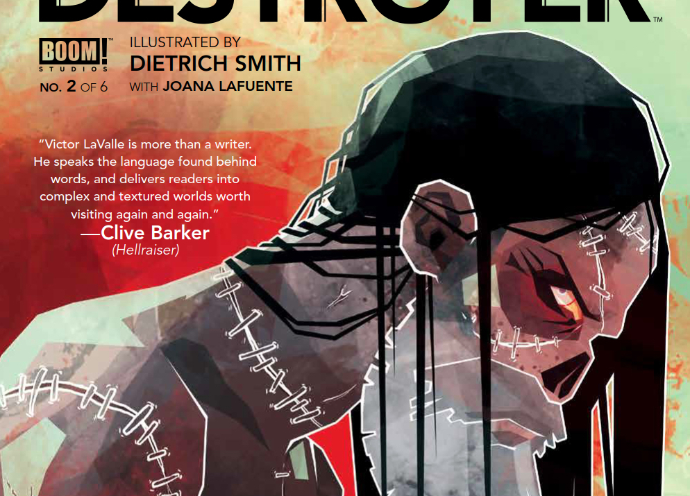 Victor LaValle's Destroyer #2 Review