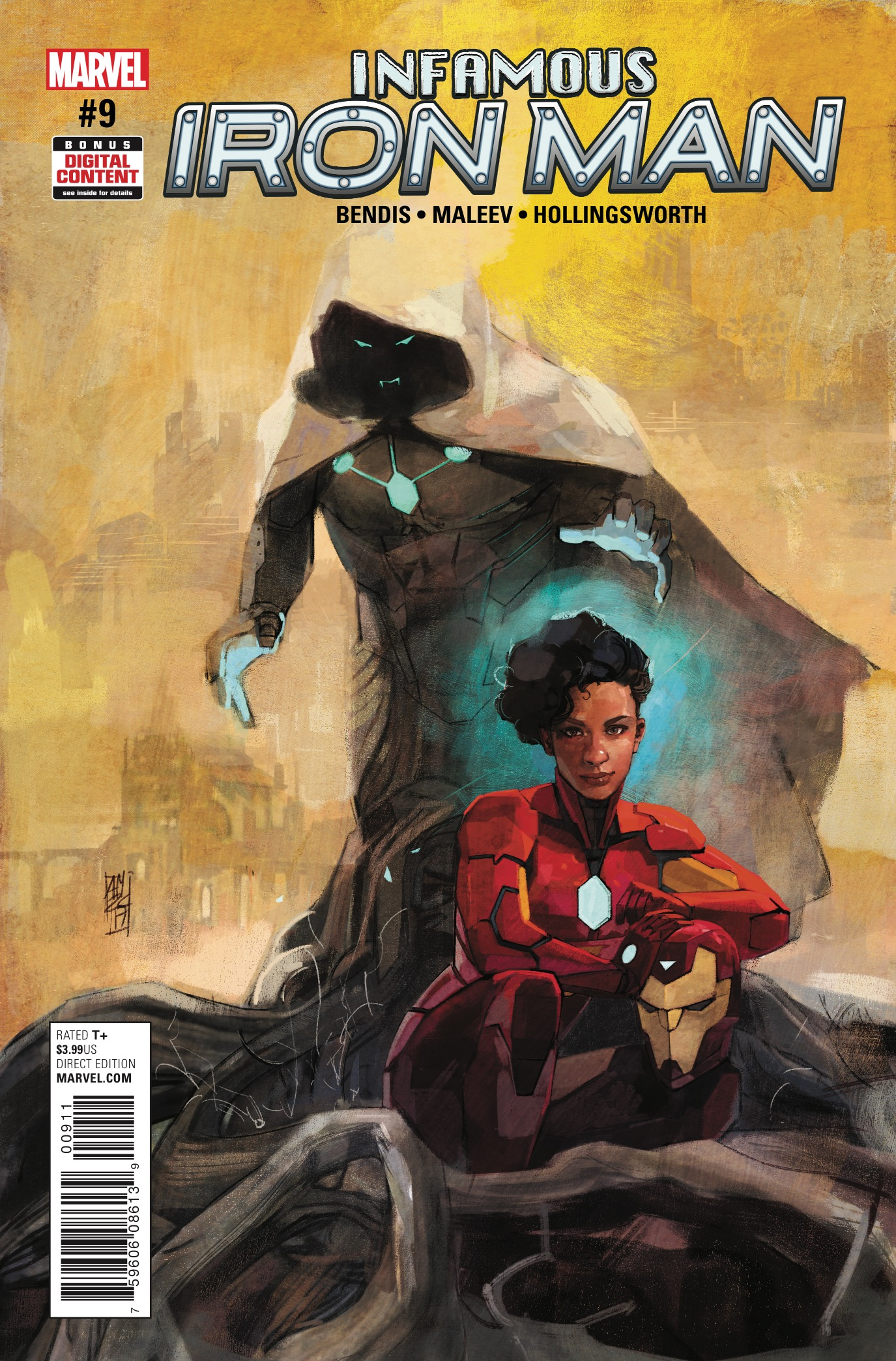 Marvel Preview: Infamous Iron Man #9