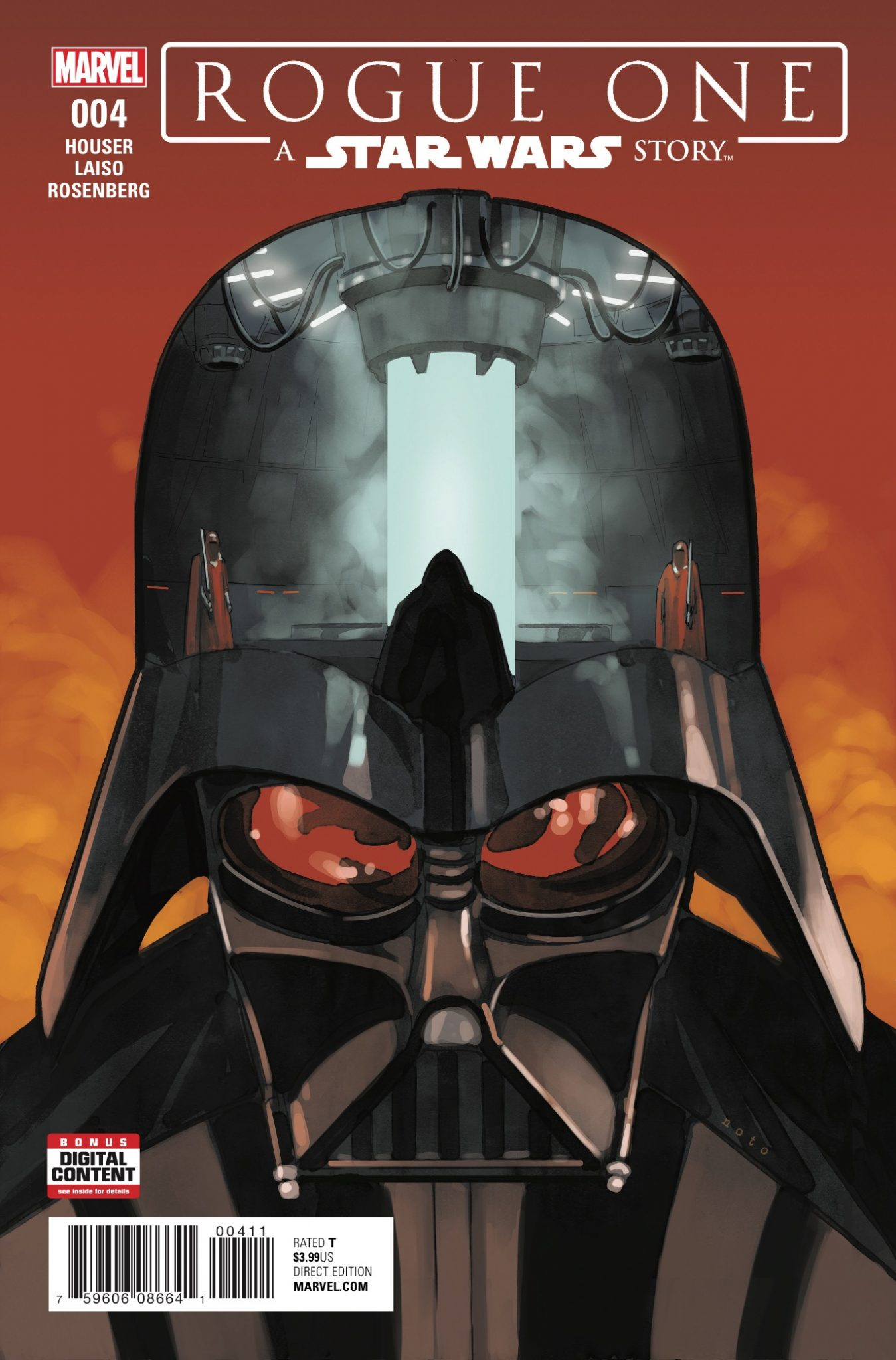 Marvel Preview: Star Wars: Rogue One Adaptation #4