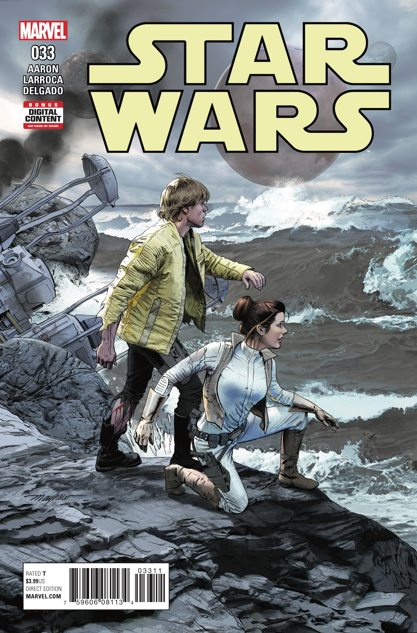 Marvel Preview: Star Wars #33