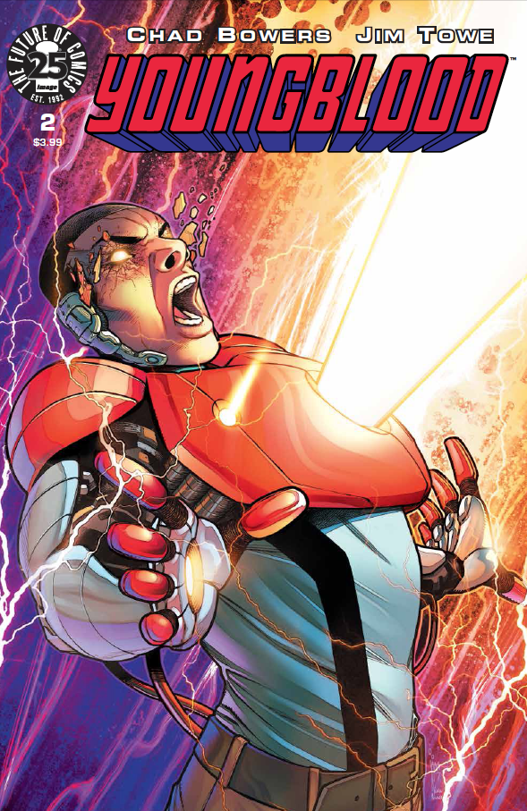 Youngblood #2 Review