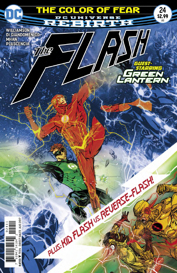 The Flash #24 Review