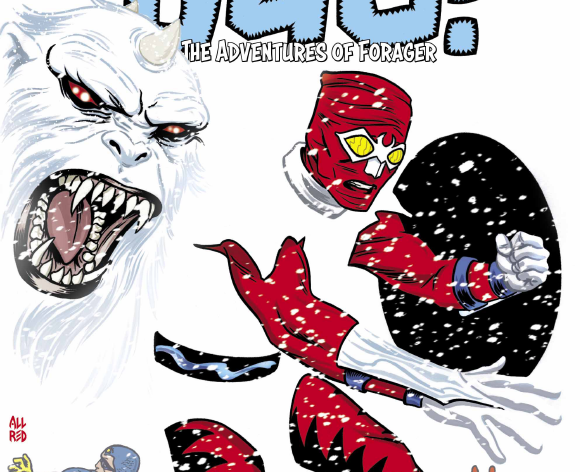 Bug! The Adventures of Forager #2 Review