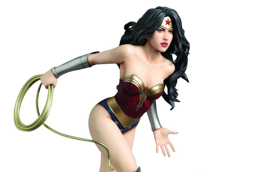 Action Figure Spotlight: Yamato Fantasy Figure Gallery DC Comics Collection Wonder Woman Statue