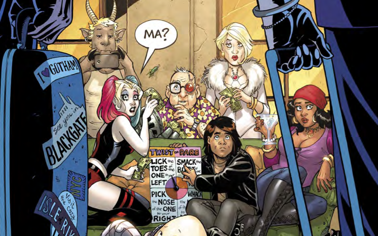 Harley Quinn #22 Review
