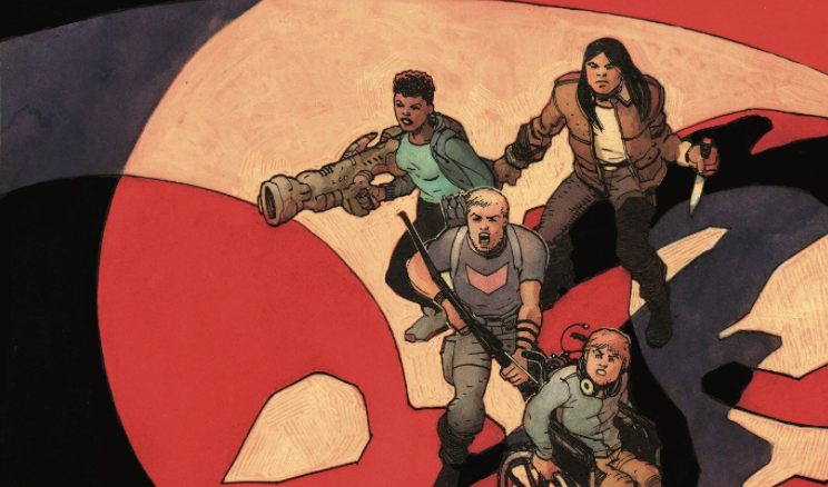 Marvel Preview: Occupy Avengers #8