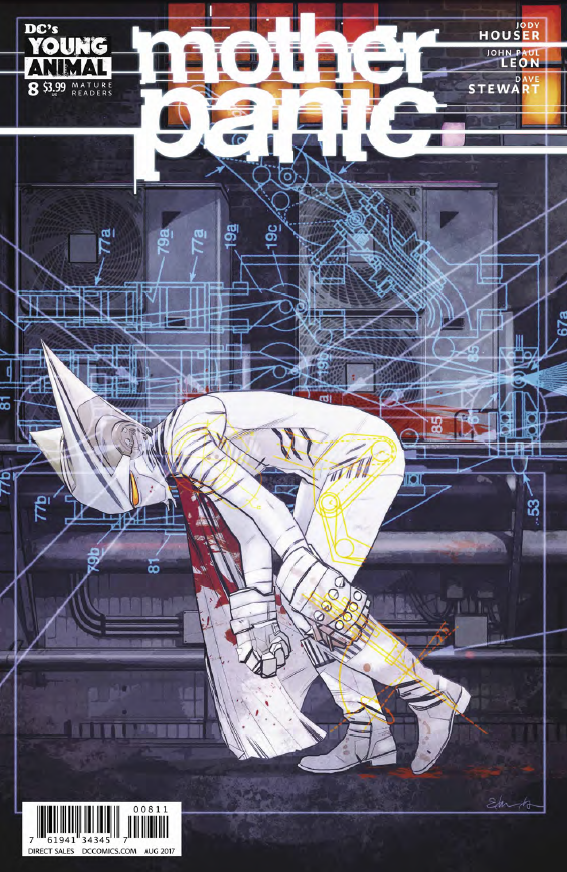 Mother Panic #8 Review
