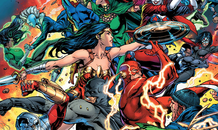 Justice League vs. Suicide Squad is the brawl of the century we've all been waiting for with pages and pages of action, suspense, and beautiful art.