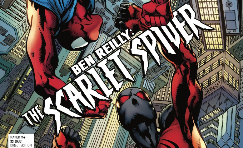 Ben Reilly: The Scarlet Spider #4 Review
