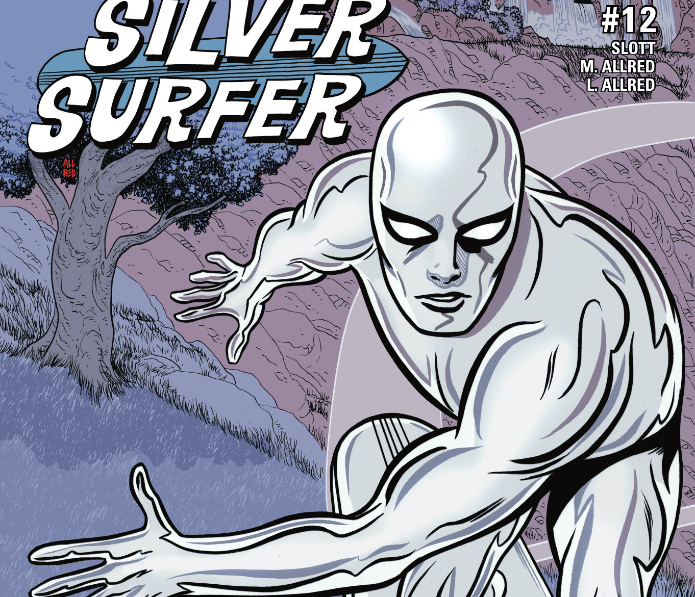 [EXCLUSIVE] Marvel Preview: Silver Surfer #12