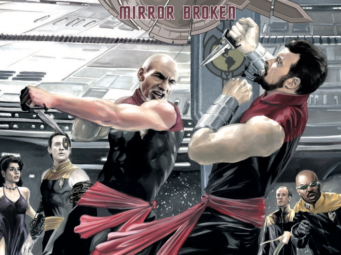 Star Trek: The Next Generation: Mirror Broken #2 Review