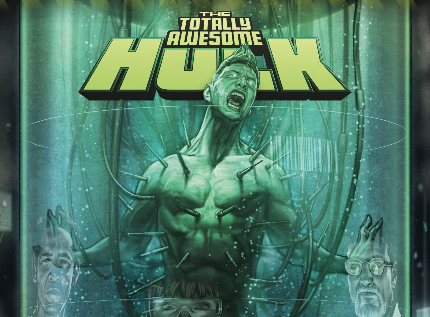 The Totally Awesome Hulk #20 Review