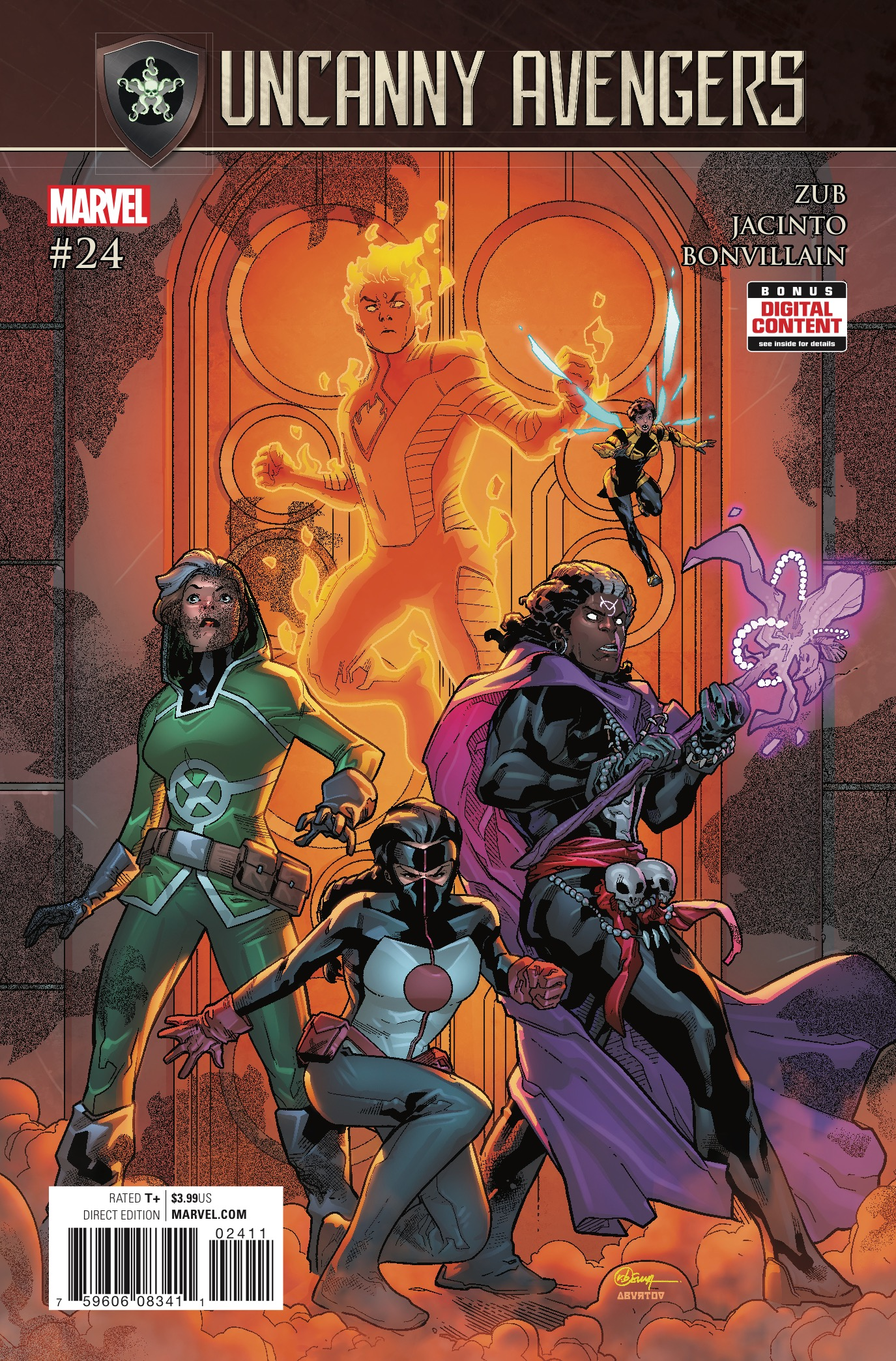 Marvel Preview: Uncanny Avengers #24