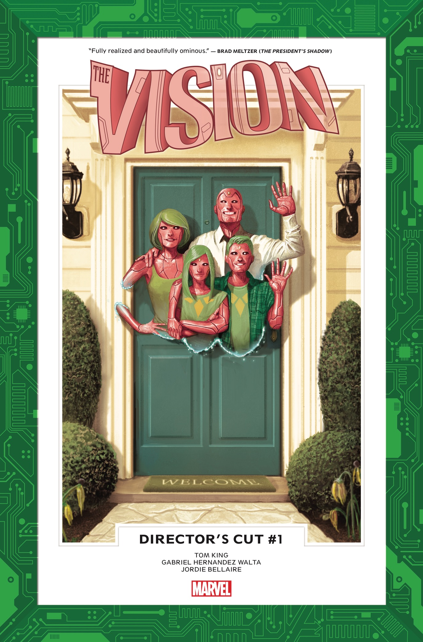 Marvel Preview: Vision: Director's Cut #1