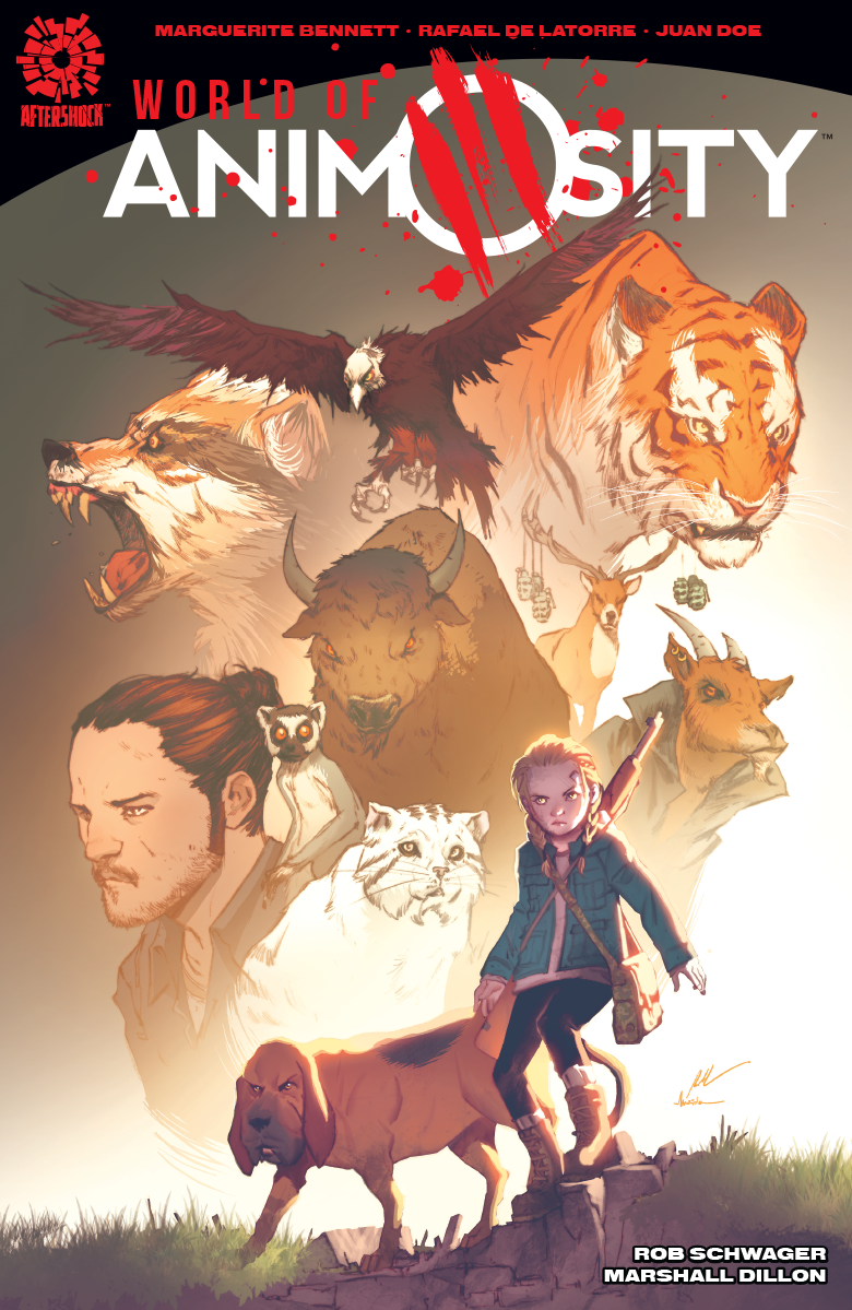 AfterShock Preview: World of Animosity #1