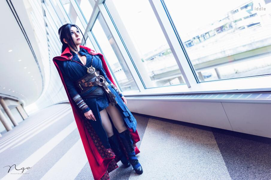 """""""Find a park with some squirrels"""": An interview with cosplayer and animal rehabber Ridd1e at MASSive Comic Con"""