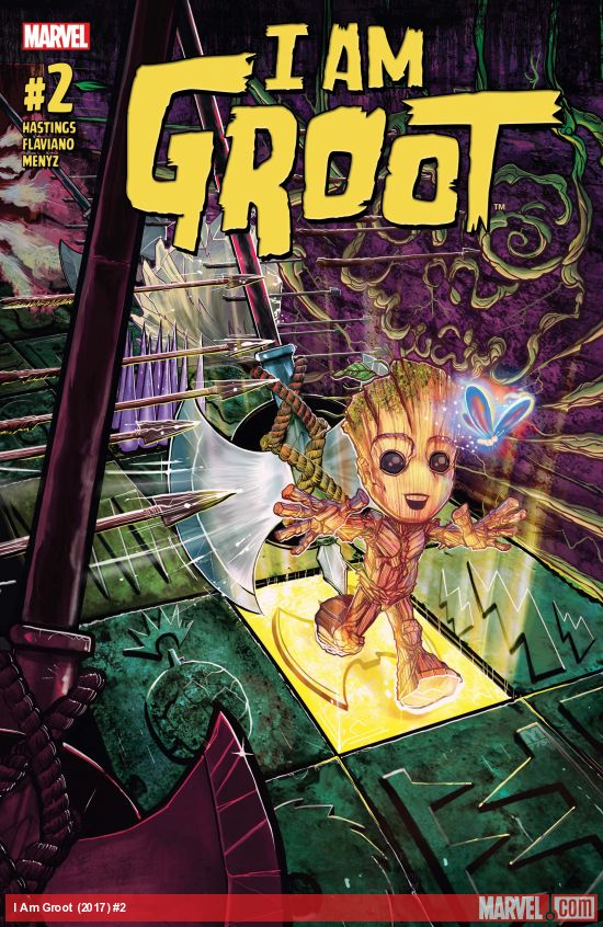 I am Groot #2 Review