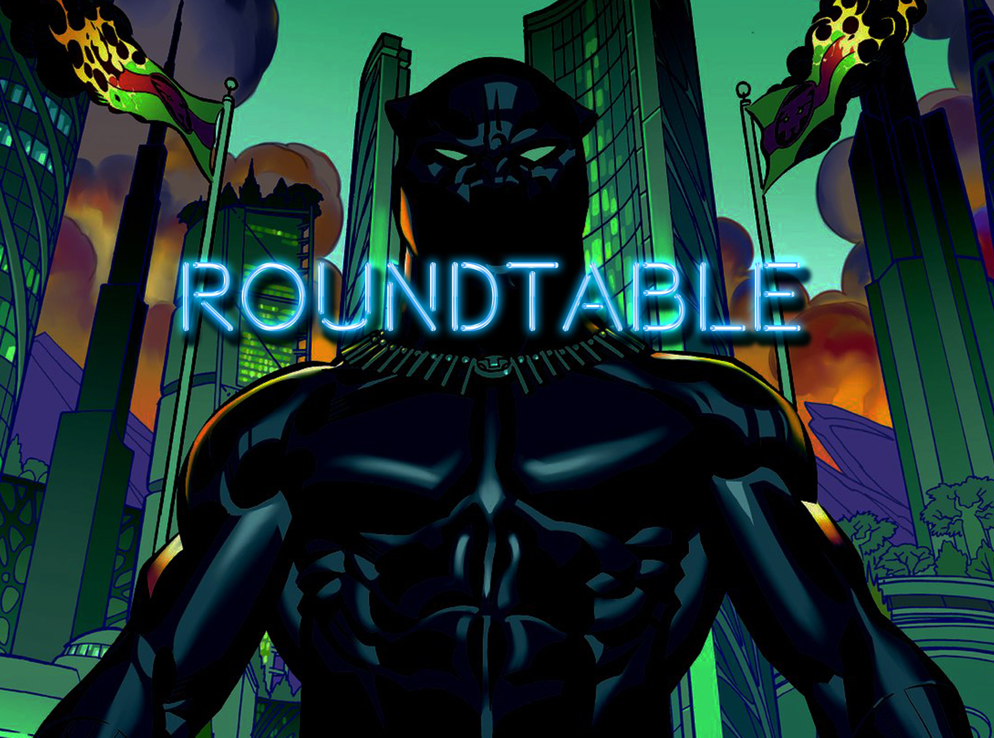 """AiPT! Roundtable: On """"Outsiders"""" Writing Comics"""