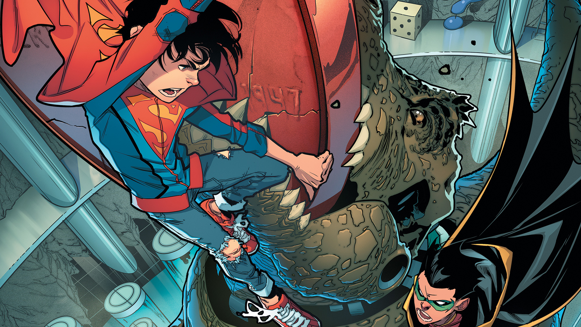 Super Sons #5 Review