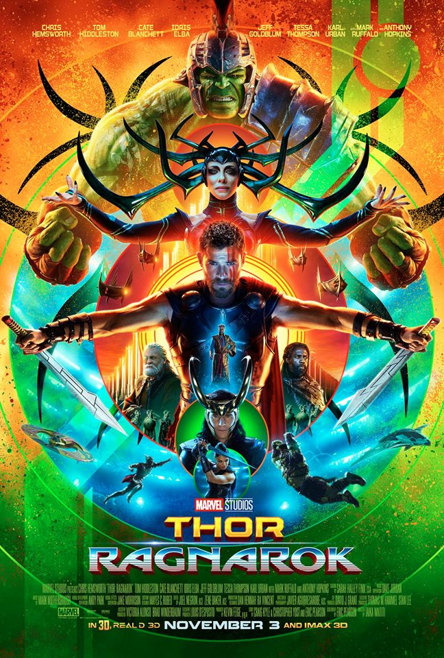 The Comic-Con trailer for 'Thor: Ragnorok' is here!