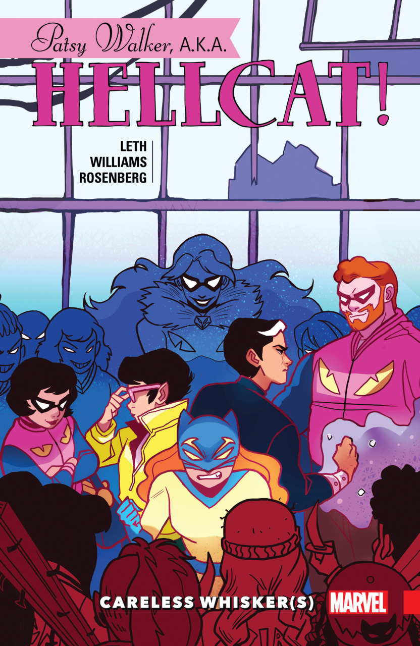 'Patsy Walker, a.k.a. Hellcat! Volume 3: Careless Whisker(s)' is consistently charming and emotionally impactful