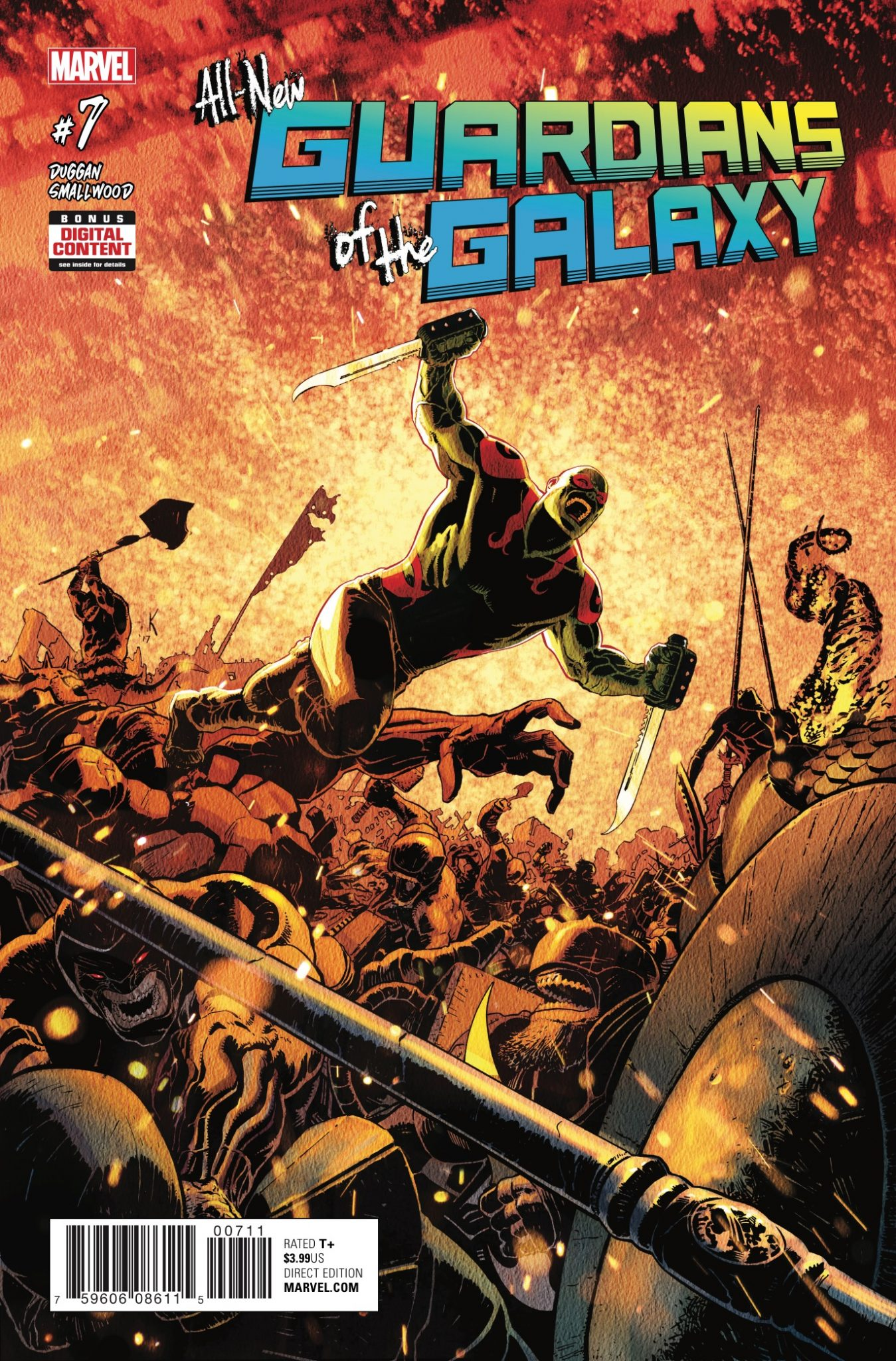 All-New Guardians of the Galaxy #7 Review