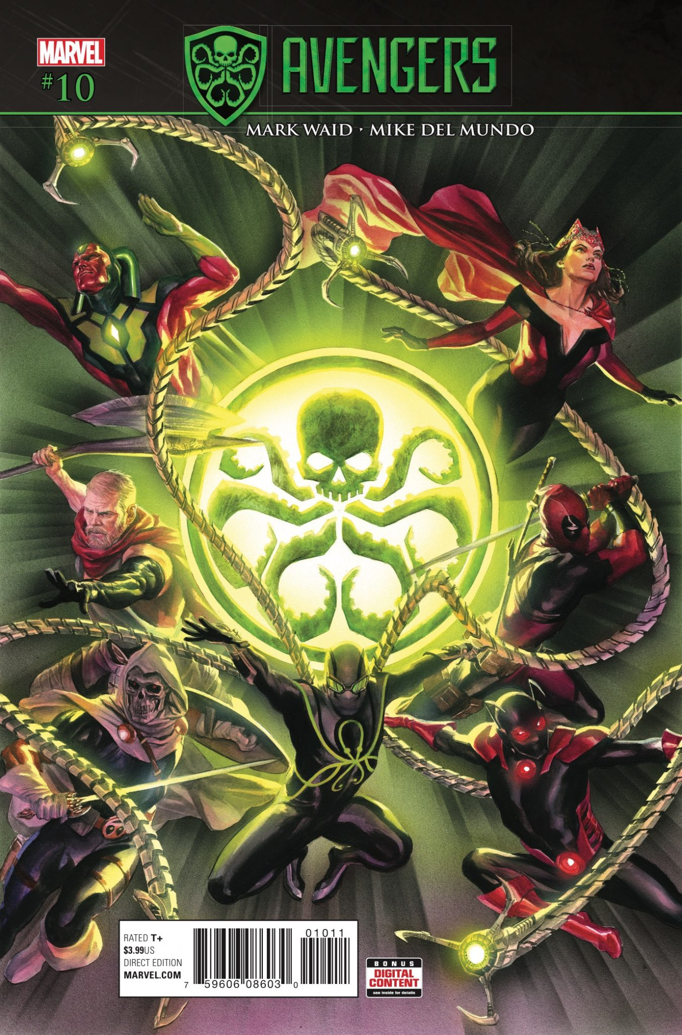 Avengers #10 Review