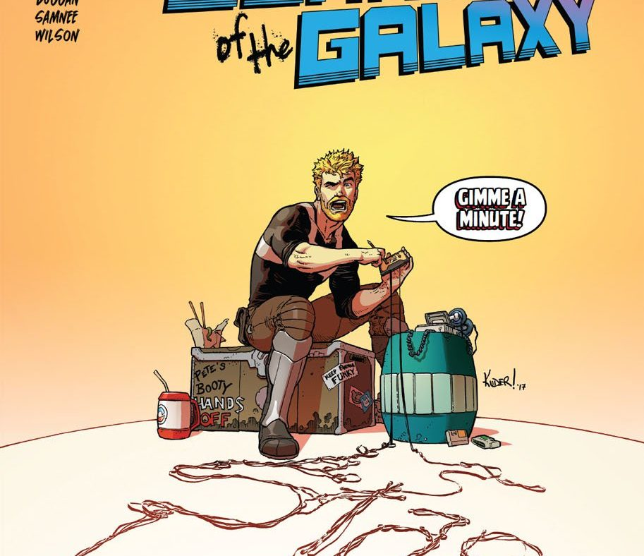 All-New Guardians Of The Galaxy #5 Review