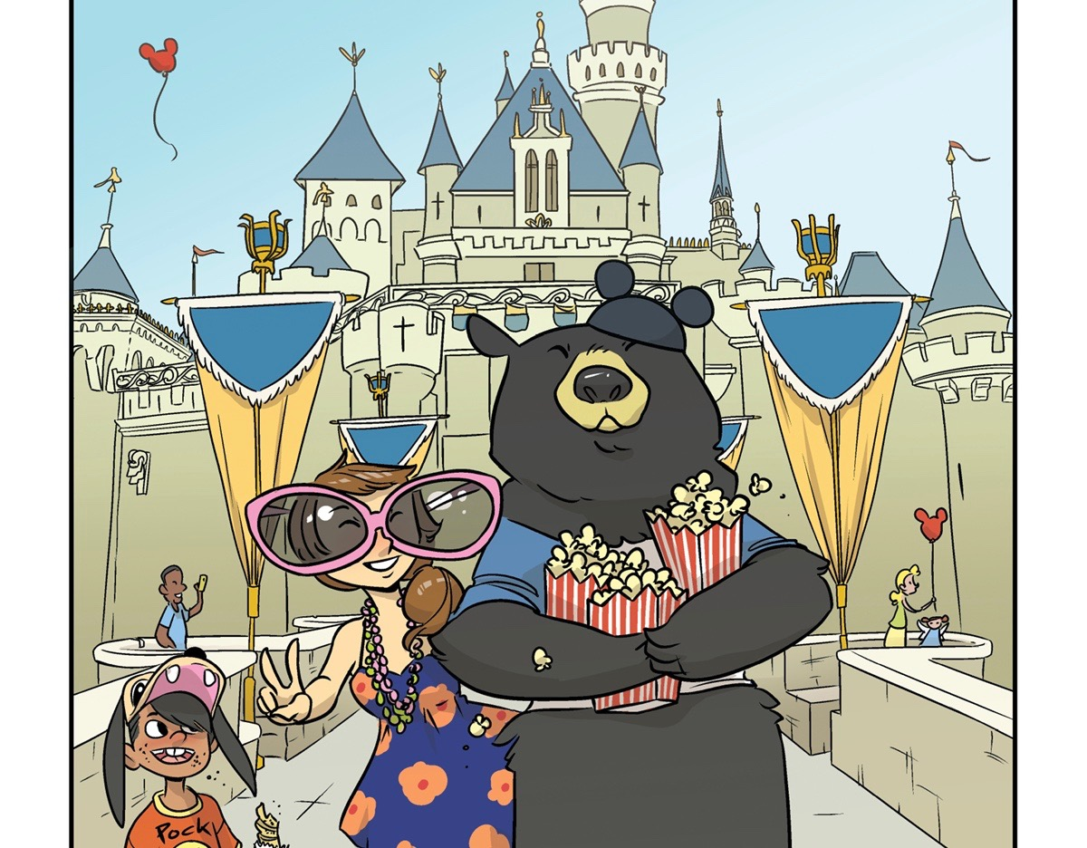 When a bear loves a woman: Pamela Ribon & Cat Farris talk 'My Boyfriend is a Bear'