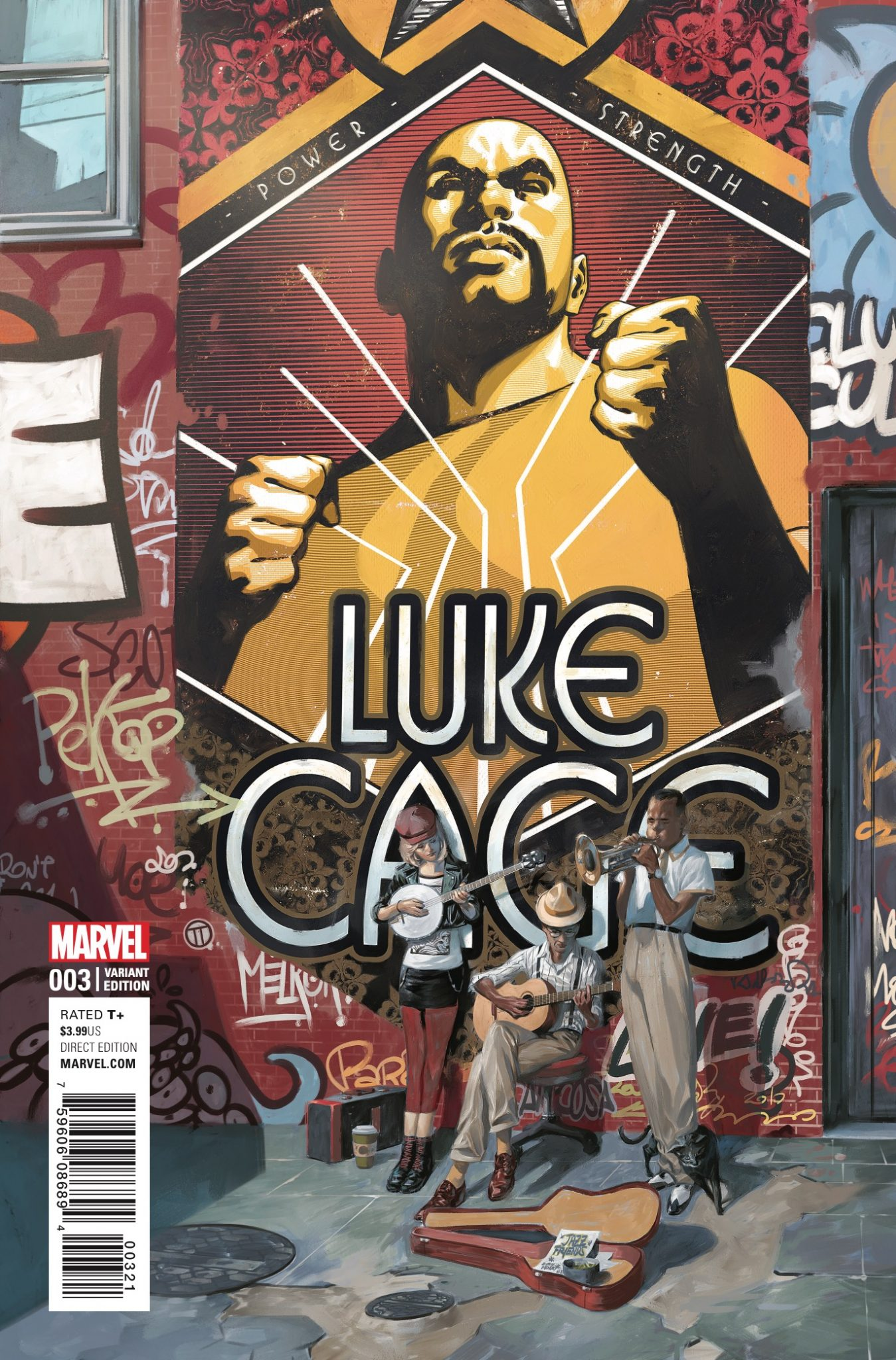 Marvel Preview: Luke Cage #3