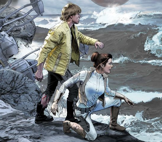 Star Wars #33 is a fun adventure between story arcs, that helps remind us that Star Wars isn't just the Empire and the Rebel Alliance.