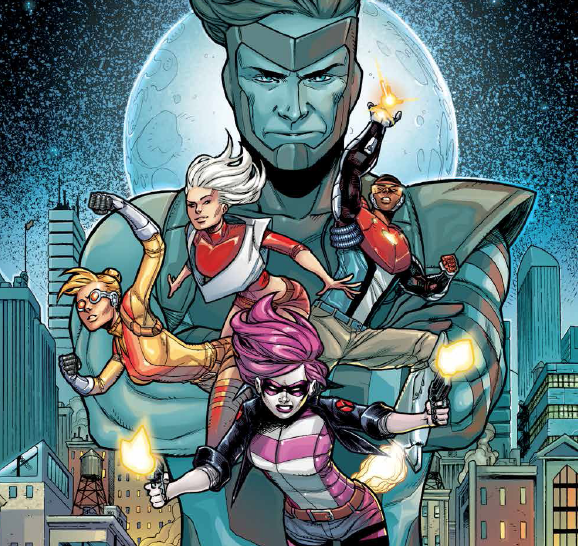 Youngblood #3 review